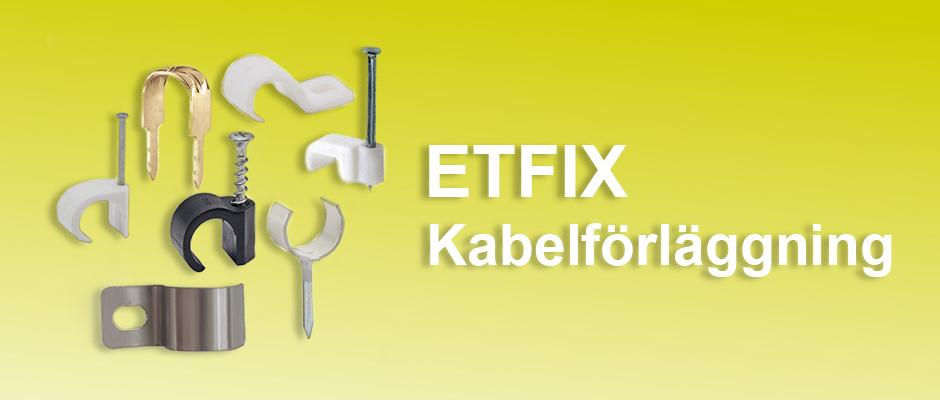 ETFIX fästmateriel