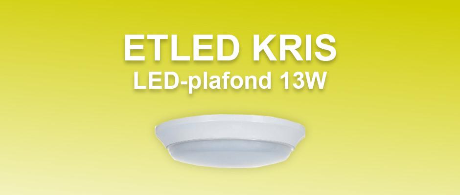 LED-plafond Kris