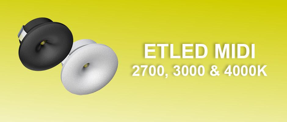 ETLED MIDI downlight
