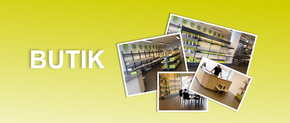 Ny butik i Sollentuna!