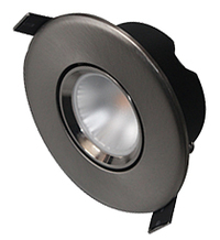 DOWNLIGHT 6,5W 2700K BS TILT