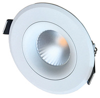 DOWNLIGHT 6,5W 4000K MW 360°