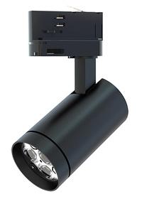 Tracklight 3-fas LED GU10 svrt